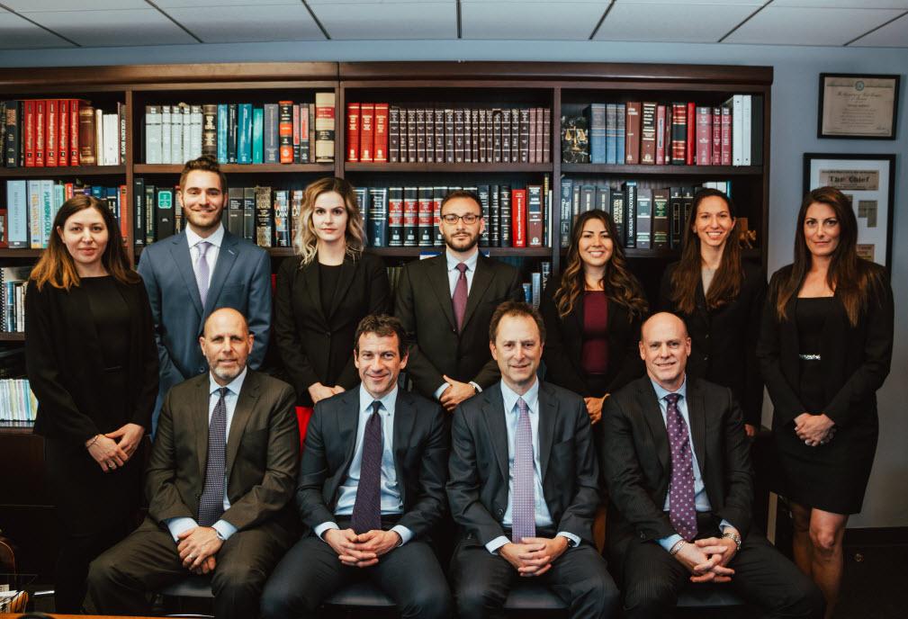 The attorneys of Barasch McGarry Salzman & Penson